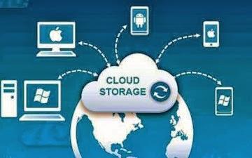 Cloud Storage Penyimpanan Digital Masa Kini