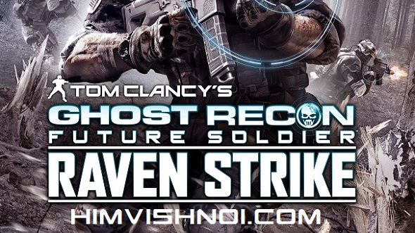 Download Tom Clancys Ghost Recon Future Soldier Raven Strike DLC Free Full Game