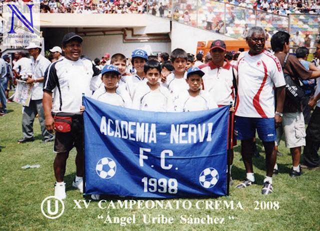 INAUGURACION DE CAMPEONATO CREMA 2000 (2008)