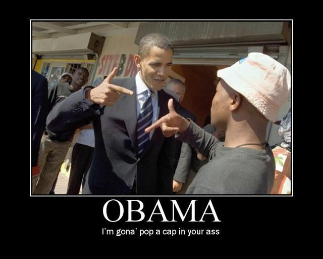 Obama The Gullibility of