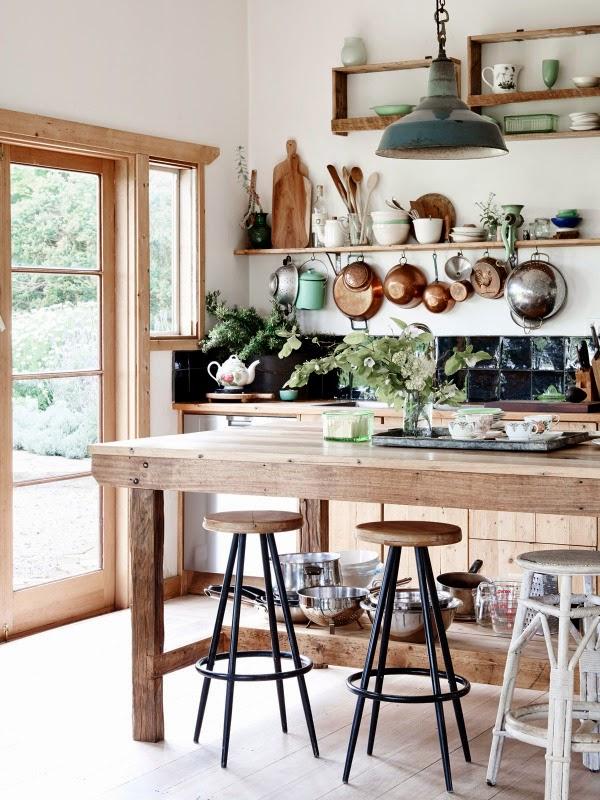Interior nuevo a o en el campo country house decoraci n - Casas de campo restauradas ...