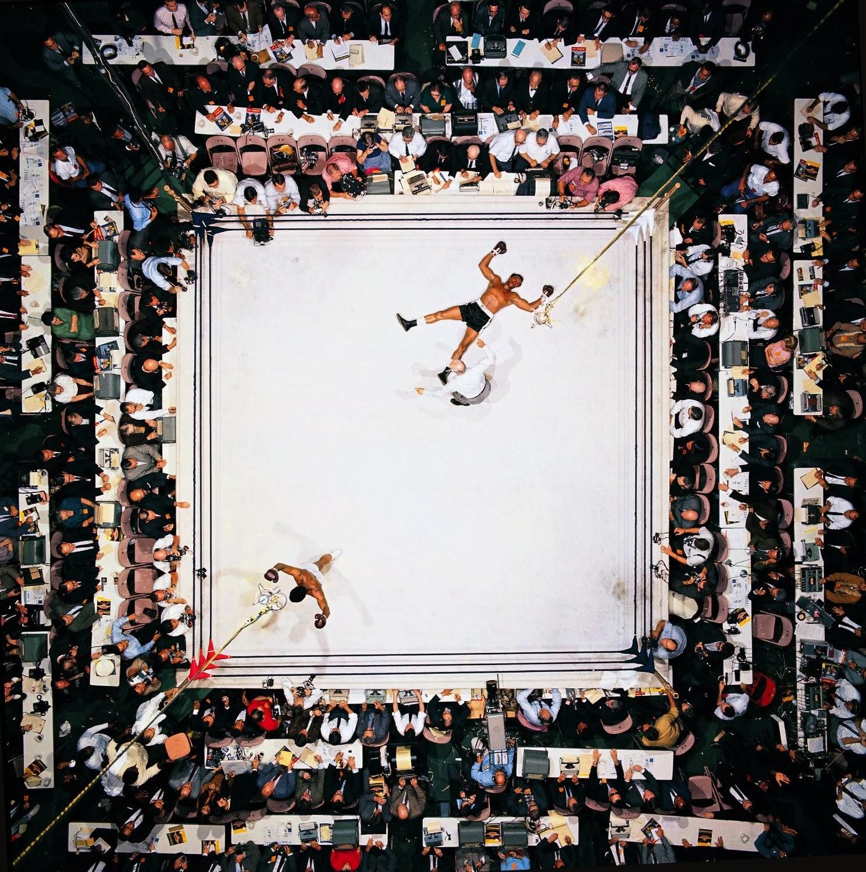 Muhammad Ali knocks out Cleveland Williams, 1966