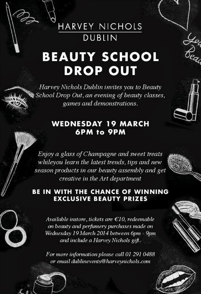 Harvey Nichols Beauty Event