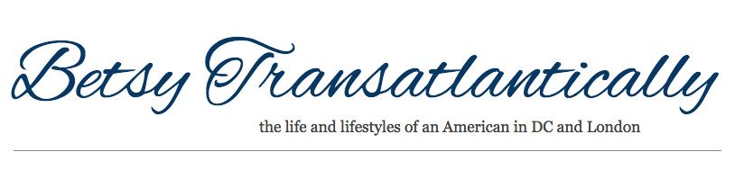 Betsy Transatlantically