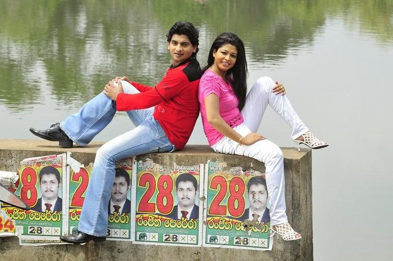 Sri Lankan Actress & Model hot poses stills