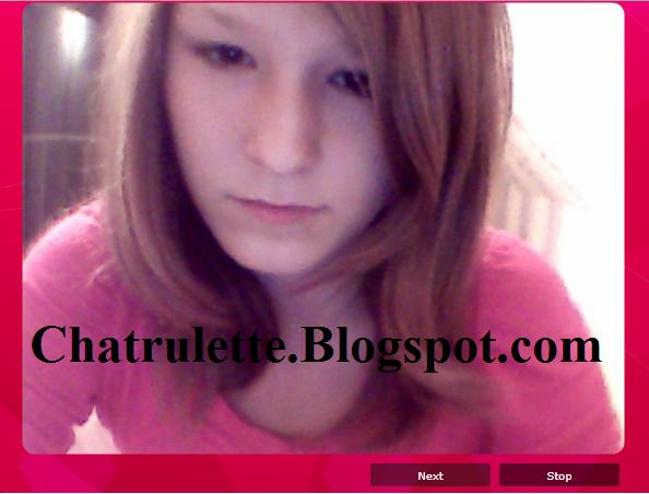 Yetişkinler için Chatroulette sayfası