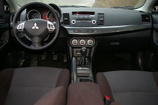 Cars Updates Mitsubishi Lancer 2010 Interior
