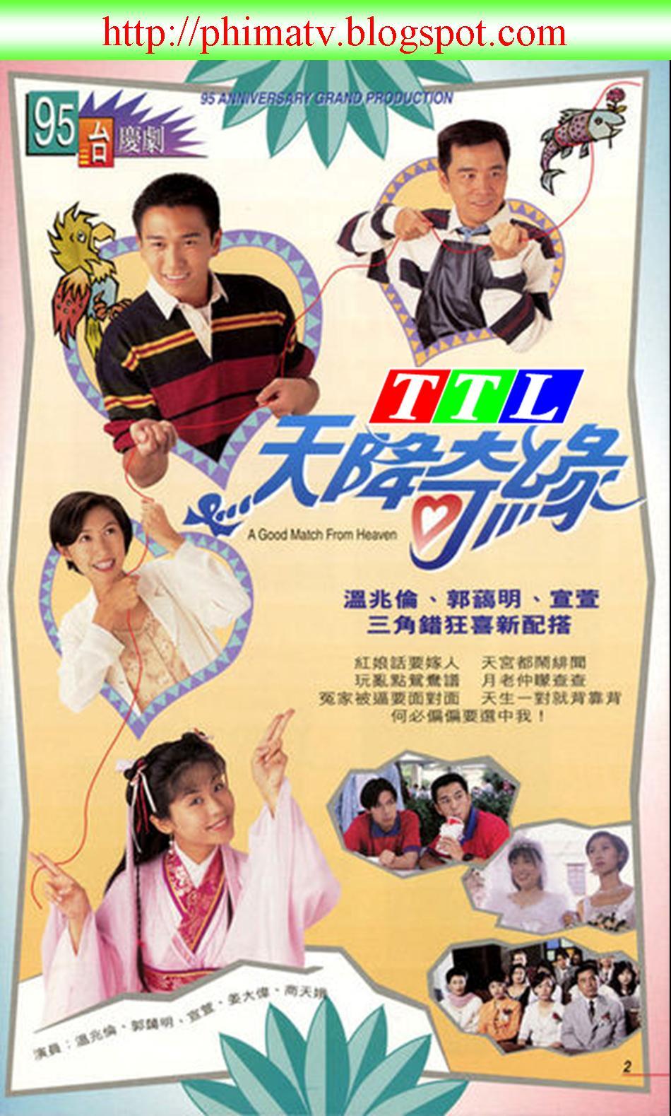 Phim Thiên Định Kỳ Duyên-TVB