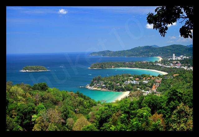 Kata Viewpoint in Phuket