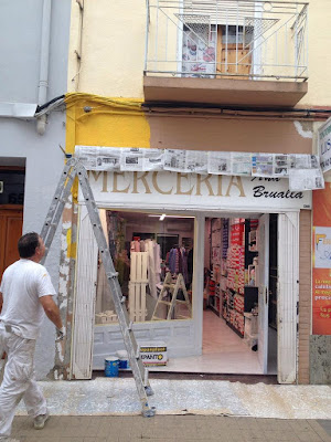 Mercería Brualla cumple 25 años.