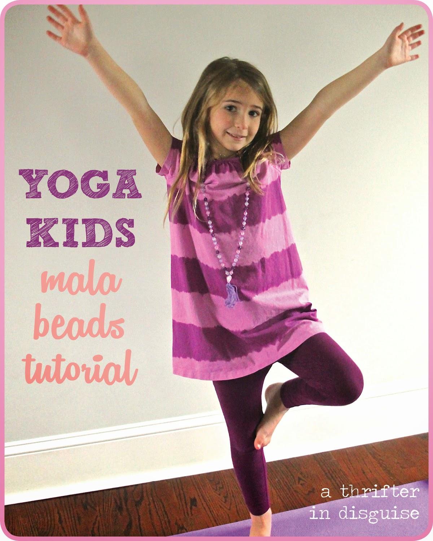 Kids Mala Beads Instructions