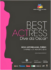 BEST ACTRESS.<br>Dive da Oscar®