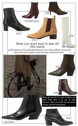 AUTUMN / WINTER BOOTS