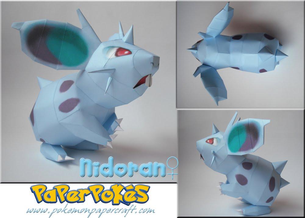 Nidoran Pokemon