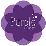 Purple Poses