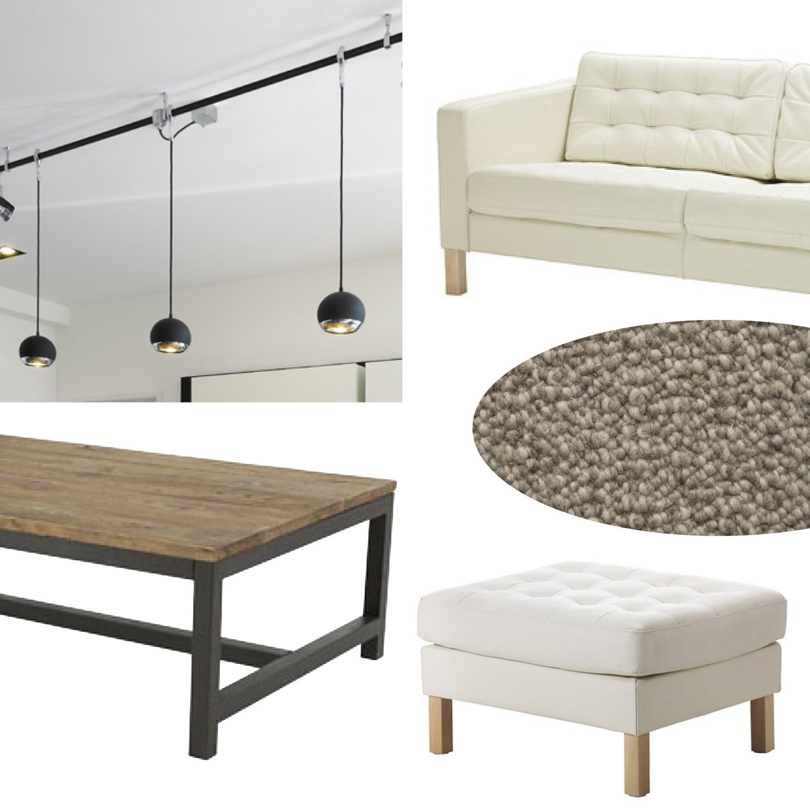 Interiørideer stue og spisestue