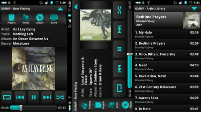Download GoneMAD Music Player Apk free
