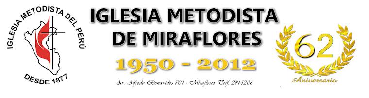 IGLESIA METODISTA DE MIRAFLORES