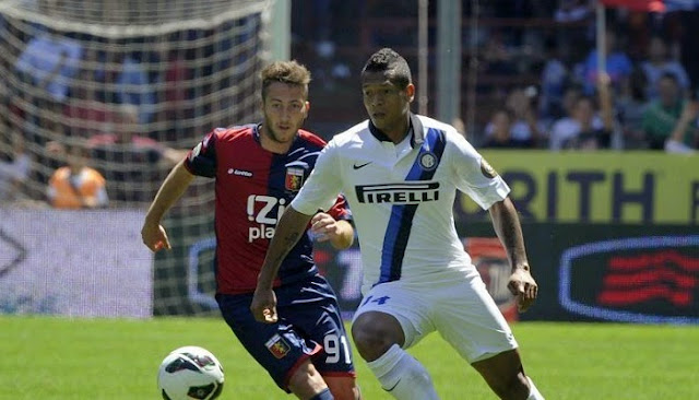 Genoa vs Inter en vivo