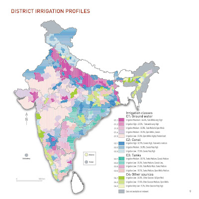 India district irrigation profiles water resources of ap.