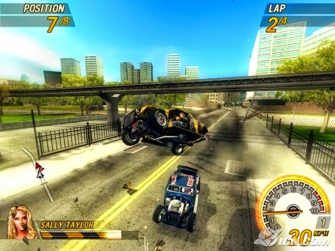 FlatOut 2 Game Free Download For PC