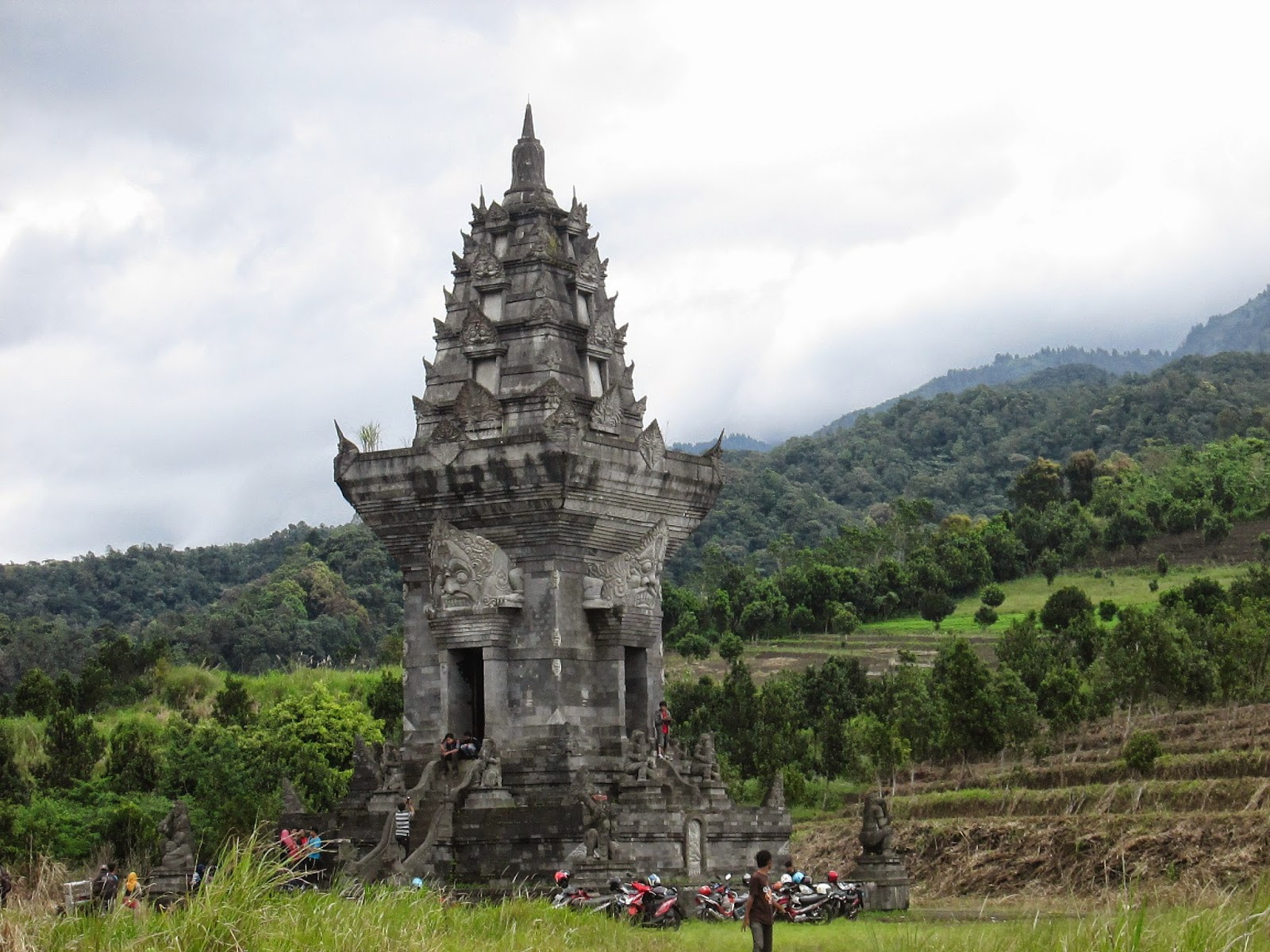 Candi Jawar Malang