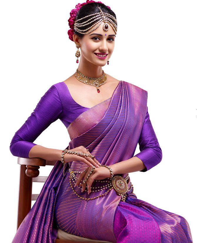 Best Latest Silk Saree Collection