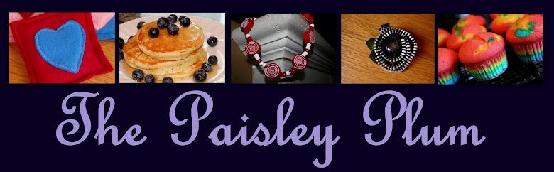 The Paisley Plum