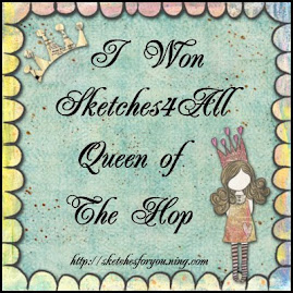 I won QUEEN of the HOP