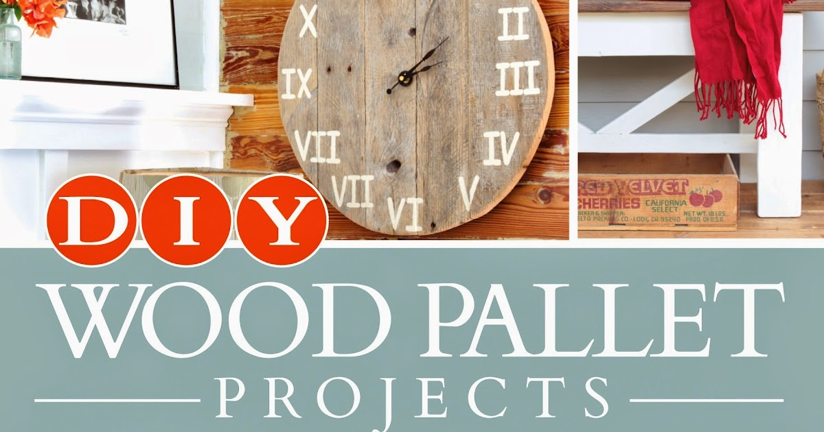 Inside-Out Design: Book Review: DIY Wood Pallet Projects