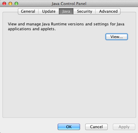 how to get rid of java 6 on mac