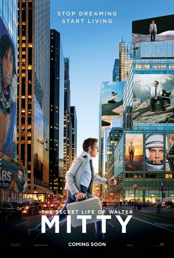 The Secret Life of Walter Mitty - Sekretne życie Waltera Mitty - 2013
