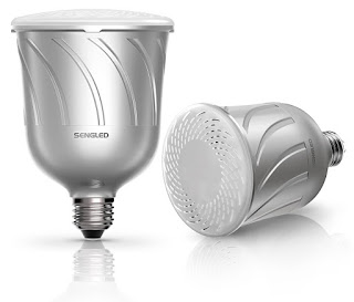 Sengled Pulse bulb LED with Bluetooth JBL Speaker