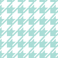 green dogtooth paper