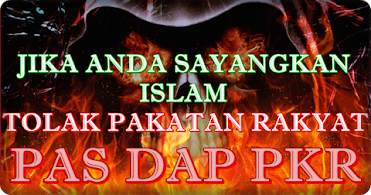 JIKA BENAR ANDA SAYANGKAN ISLAM