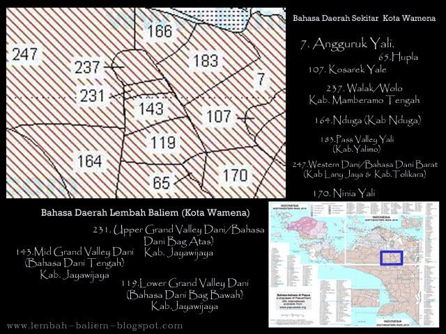 Lembah Baliem: Bahasa Daerah Suku - 87.8KB