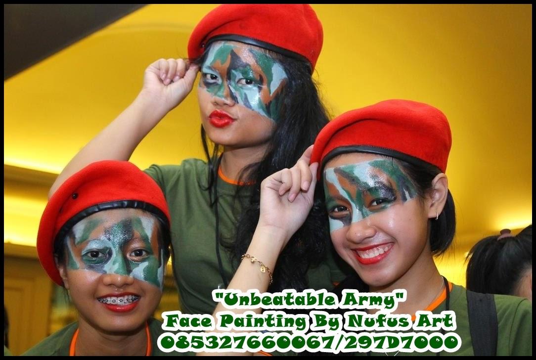 Oktober 2014 Nufus ArtFace Painting Henna Body Painting Glitter