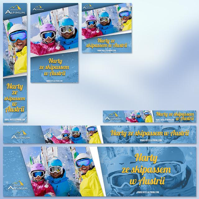 banery reklamowe alpine