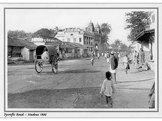 Chennai 1947 Photos