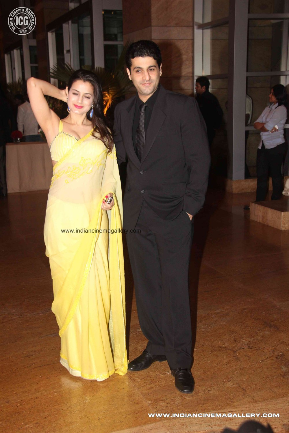 Ameesha Patel Husband Name