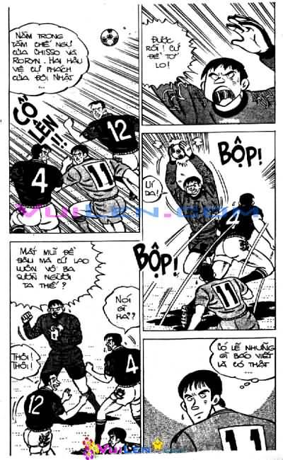 Jindodinho - Đường Dẫn Đến Khung Thành III Tập 55 page 111 Congtruyen24h