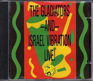 The Gladiators & Israel Vibration - Live At Reggae Sunsplash, 1982