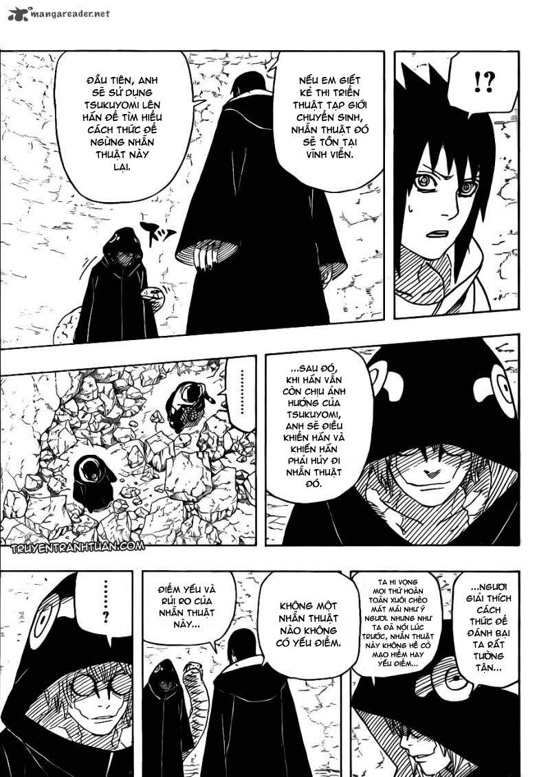 Naruto - Chapter 578 - Pic 14
