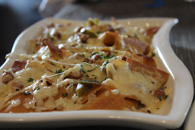 Nachos at Salsa Pune