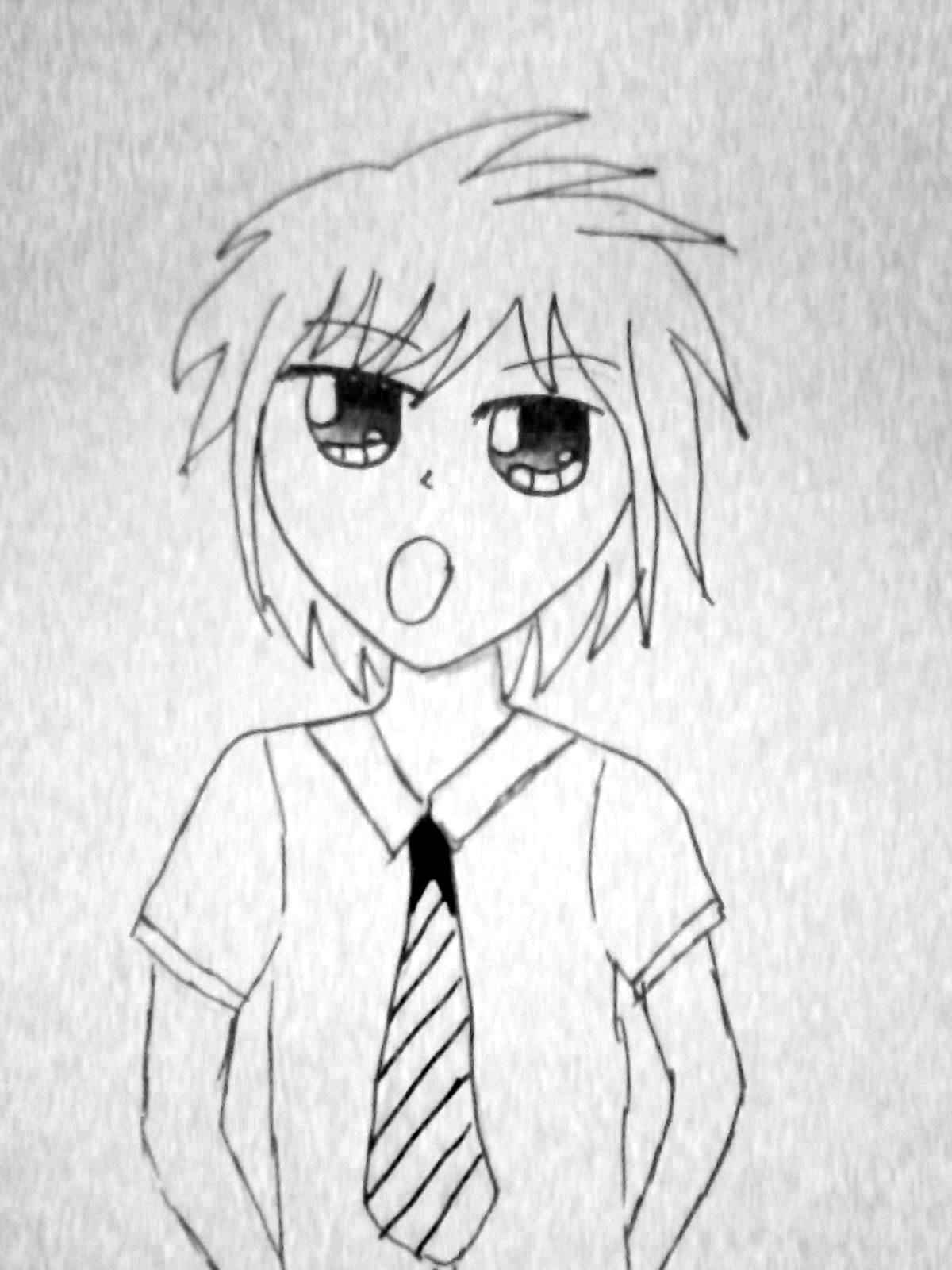 Gambar Anime Cowok Keren Qikichan