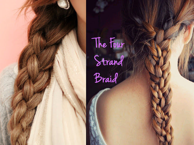 different braids, types of braids, braid, braid bible, how to braid, hair inspiration, hair, hair styles, pretty, hair do, lesimplyclassy, lesimplyclassy blog, le simply classy, le simply classy blog, samira hoque, styling, four strand braid, braid four strand, how to braid, how to do a four strand braid, five strand braid, how to do a five strand braid, braiding with four, braiding with five strands, big braid