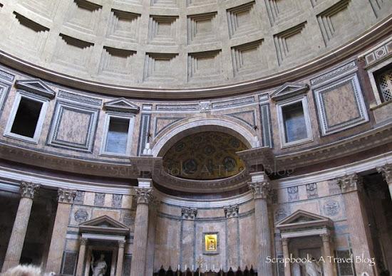 Pantheon Rome Italy