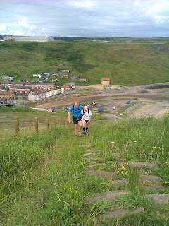 Leaving Saltburn