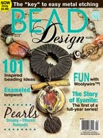 cover of bead design studio