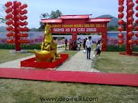 Festival Imlek Dan Cap Go Meh 2565 Singkawang Resmi Dibuka